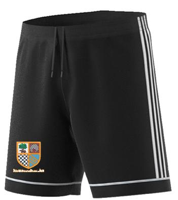 Old Xaverians CC Adidas Black Training Shorts