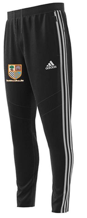 Old Xaverians CC Adidas Black Training Pants