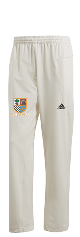 Old Xaverians CC Adidas Elite Junior Playing Trousers