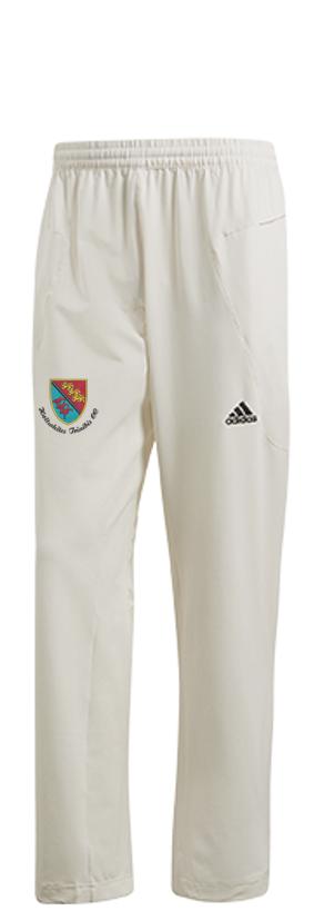 Holtwhite Trinibis CC Adidas Elite Playing Trousers