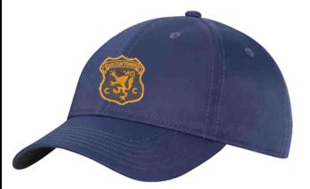 Carlton Towers Navy Baseball Cap