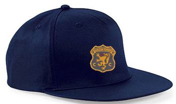 Carlton Towers Navy Snapback Hat