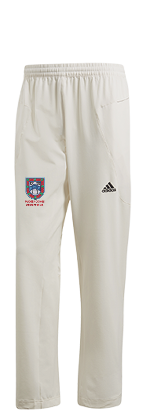 Pudsey Congs CC Adidas Elite Playing Trousers