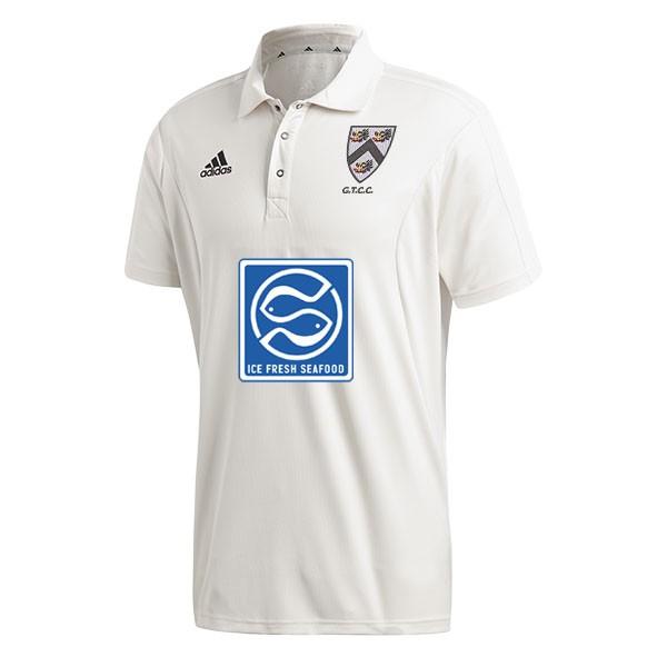 Grimsby Town CC Adidas Elite Short Sleeve Shirt