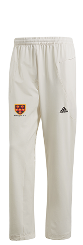 Wallington CC Adidas Elite Junior Playing Trousers