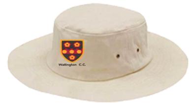 Wallington CC Sun Hat