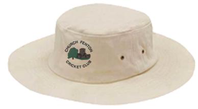 Church Fenton CC Sun Hat