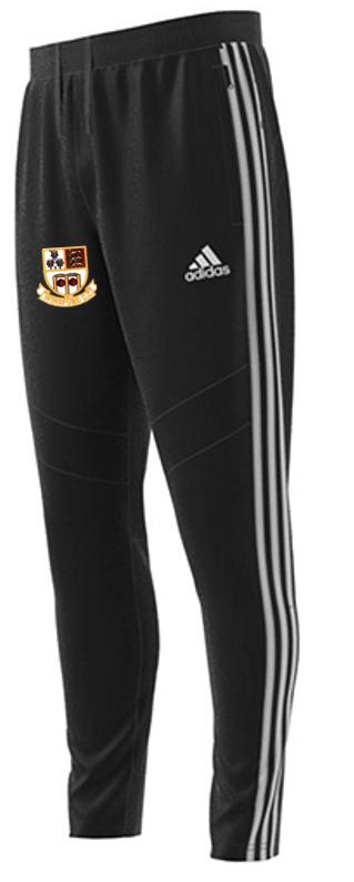 Winsford CC Adidas Black Junior Training Pants