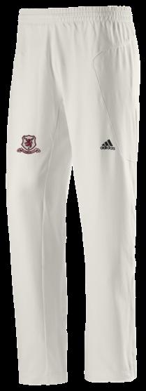 Ellesmere CC Adidas Elite Junior Playing Trousers