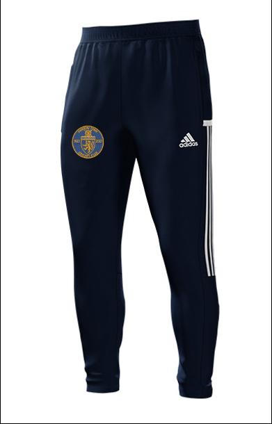 Harrow Town CC Adidas Navy Training Pants