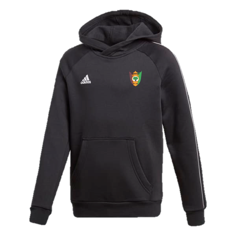 Shepherds Bush CC Adidas Black Junior Fleece Hoody