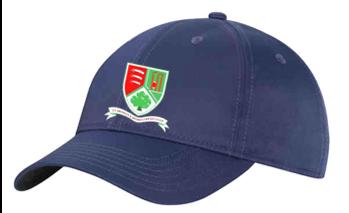 Great Bromley & District CC Navy Baseball Cap