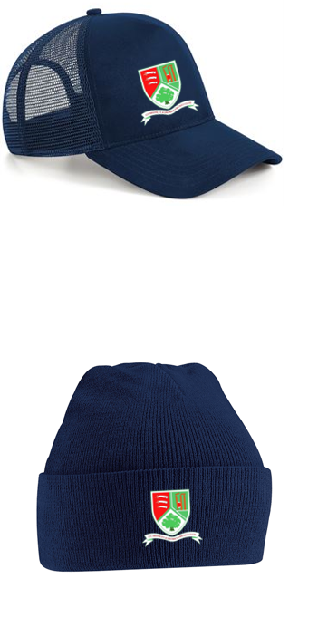 Great Bromley & District CC Navy Beanie
