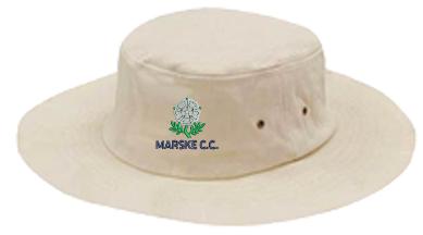 Marske CC Sun Hat