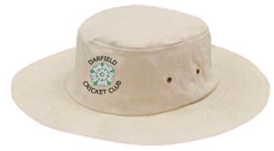 Darfield CC Sun Hat