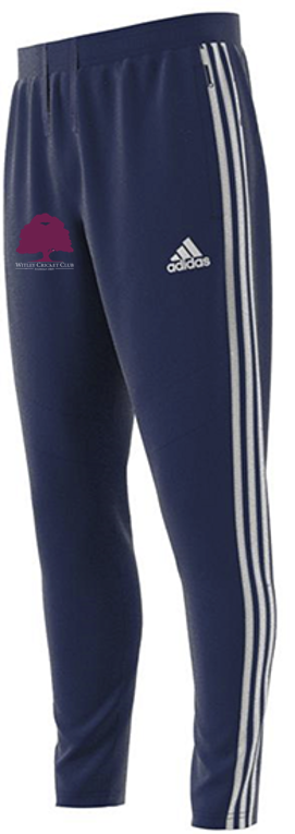Witley CC Adidas Navy Training Pants