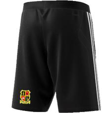 Altofts CC Adidas Black Training Shorts