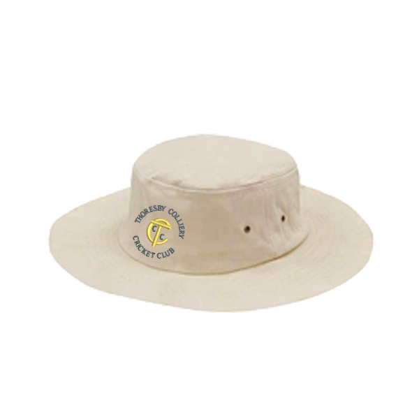 Thoresby Colliery CC Sun Hat