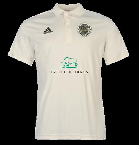 Askern Welfare CC Adidas Pro Junior S/S Playing Shirt