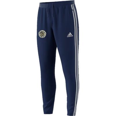 Askern Welfare CC Adidas Junior Navy Training Pants