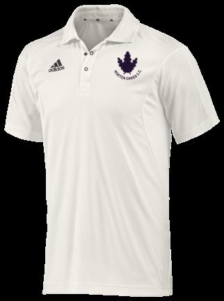 Norton Oakes CC Adidas Elite S/S Playing Shirt