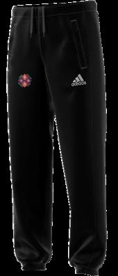 Kirby Muxloe CC Adidas Black Sweat Pants