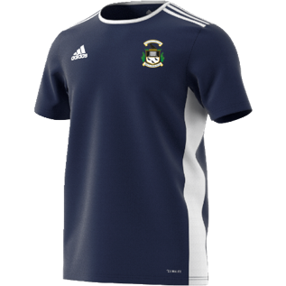 Gowerton CC Adidas Navy Junior Training Jersey
