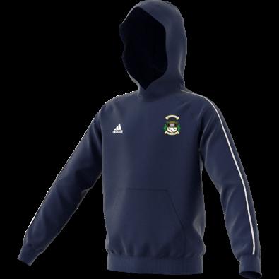 Gowerton CC Adidas Navy Junior Fleece Hoody