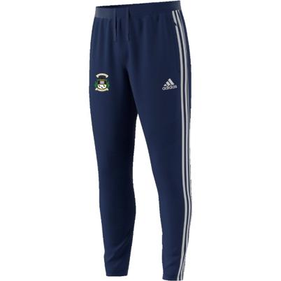 Gowerton CC Adidas Junior Navy Training Pants