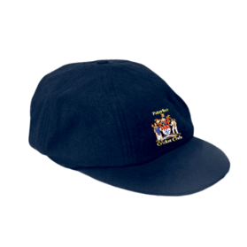 Peterlee CC Navy Baggy Cap