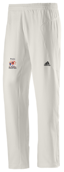 Peterlee CC Adidas Elite Junior Playing Trousers