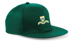 Shotley Bridge CC Green Snapback Hat