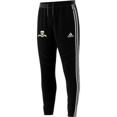Shotley Bridge CC Adidas Black Training Pants