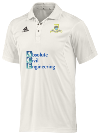 Shotley Bridge CC Adidas Elite S/S Playing Shirt