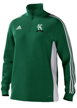 Kew CC Adidas Green Training Top