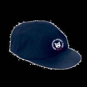 Uddingston CC Navy Baggy Cap