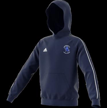 Albrighton CC Adidas Navy Fleece Hoody