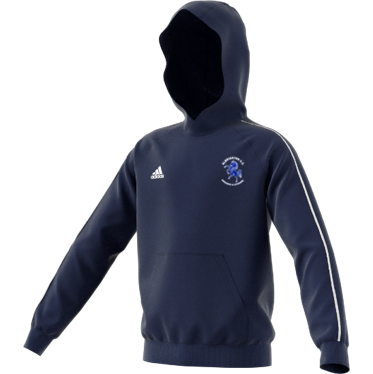Albrighton CC Adidas Navy Junior Fleece Hoody