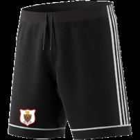 Harlow CC Adidas Black Junior Training Shorts