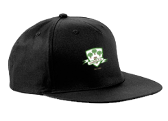 Lindsell CC Black Snapback Hat