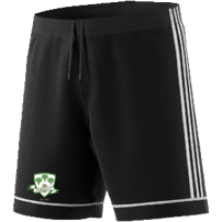 Lindsell CC Adidas Black Junior Training Shorts