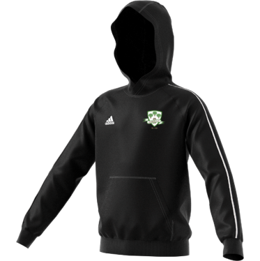 Lindsell CC Adidas Black Junior Fleece Hoody