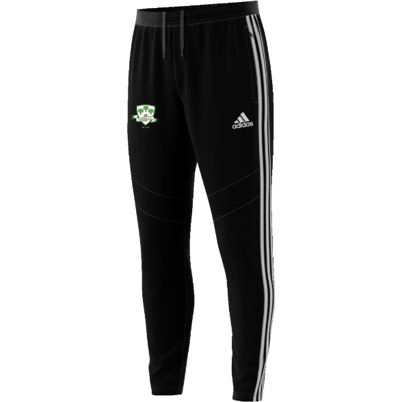 Lindsell CC Adidas Black Junior Training Pants