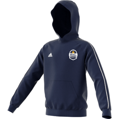 Birstall CC Adidas Navy Junior Fleece Hoody