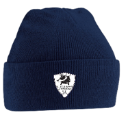 St Ives Town & Warboys CC Navy Beanie