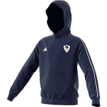 St Ives Town & Warboys CC Adidas Navy Fleece Hoody