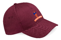 Milstead CC Maroon Baseball Cap