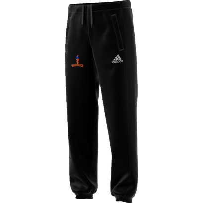 Milstead CC Adidas Black Sweat Pants