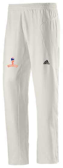Milstead CC Adidas Elite Playing Trousers