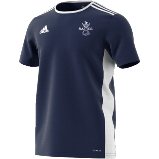 Rosedale Abbey CC Adidas Navy Junior Training Jersey